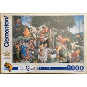 Botticelli Clementoni Puzzle 2000