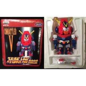 Combattler V Figure Super Deformed Model Robot Banpresto
