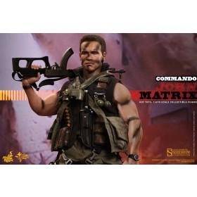 John Matrix Commando by Hot toys