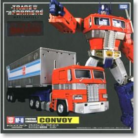 Transformers MP-10 Convoy Optimus Prime