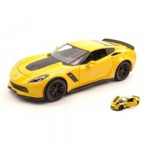 Corvette Z06 2015 Yellow by Maisto