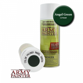 Army P Primer Angel Green CP3020