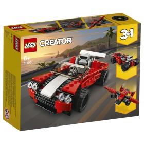 Lego Creator auto sportiva