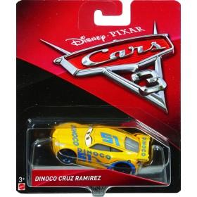 Cruz Ramirez Auto Die cast
