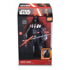 Star Wars Interactive Figure with Sound & Light Up Darth by I am a thinking toy