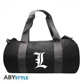 """DEATH NOTE - Sport bag """"L Symbol"""""""