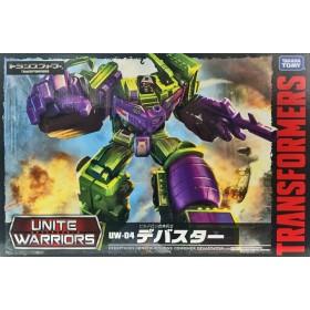 Transformers Unite Warriors UW-04 Devastator
