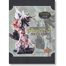 Devilman Polystone Figure Collection No.1 Sei no gake by Kotobukiya