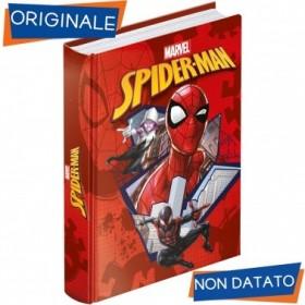 Diario scolastico Spiderman non datato