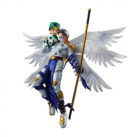 Digimon Adventure: Angemon & Takaishi Takeru G.E.M. Series 1/8 Figure
