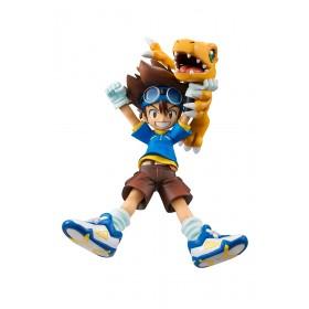 G.E.M. Series Digimon Adventure Yagami Taichi & Agumon