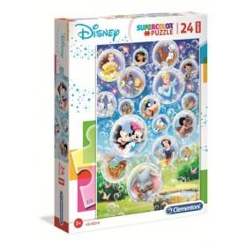 Super color puzzle Disny 24