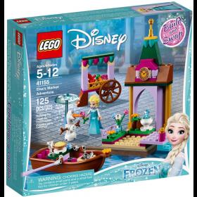 DISNEY Avventura al mercato di Elsa NEW 01-2018