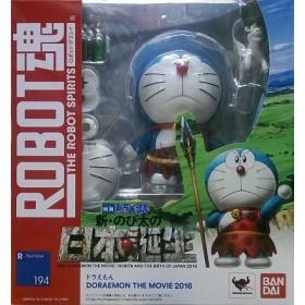 Robot Spirits Doraemon movie 2016 Bandai