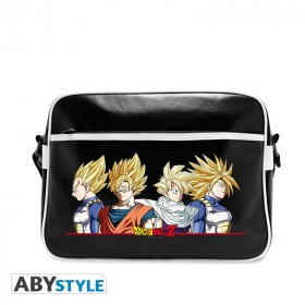 Dragon Ball Messenger Bag DBZ Super Saiyans