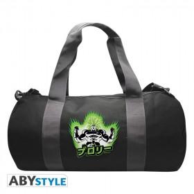 "DRAGON BALL BROLY - Sport bag ""Broly"" - Grey/Black"