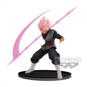 DRAGON BALL - Collection Figurine Sup Saiyan Rose Goku Black