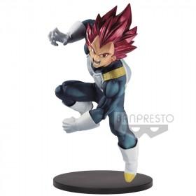 DRAGON BALL - Figurine de Collection Super Saiyan God Vegeta