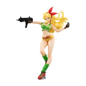 Dragonball Gals Lunch stuatue Megahouse