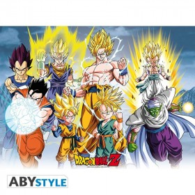 Dragon Ball Poster all stars
