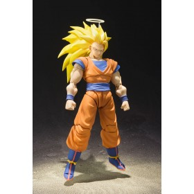 Dragon Ball Z Super Saiyan 3 Son Goku S.H. Figuarts Bandai