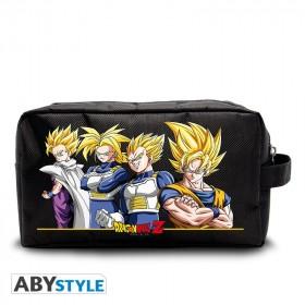 Dragon Ball Toilet Bag Super Saiyan