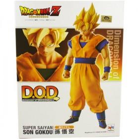 Dimension of DRAGONBALL Super Saiyan Son Goku by Megahouse