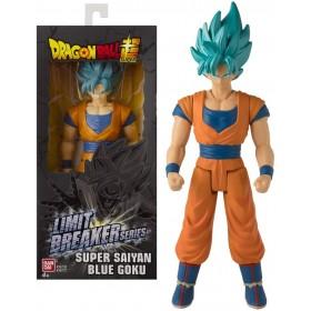 Dragon ball Super Saiyan Blu Goku prodotto da Bandai