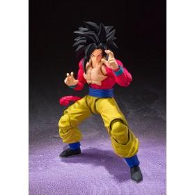 Dragonball GT SUP Saiyan 4 Son Goku SHF
