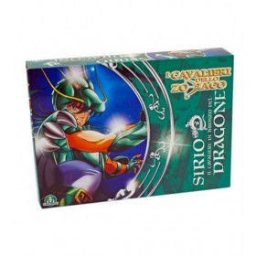 Cavalieri dello Zodiaco Dragon Sirio Giochi Preziosi