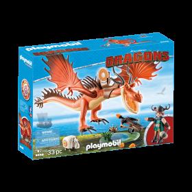 Playmobil Dragons Zannacurva