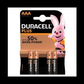 Duracell Plus 1,5 Alkaline AAA