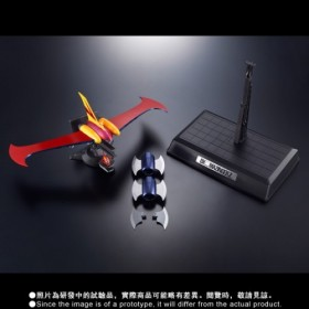 DX-01 Mazinger Z Scrander set Tamashi EX