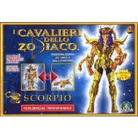 Cavalieri dello Zodiaco Scorpio