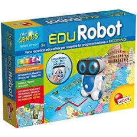 I am a Genius Supercoding Robot Lisciani