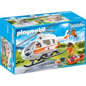 Playmobil 70048 Elisoccorso