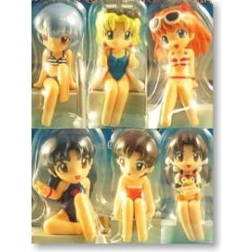 Evangelion Poolside Mini Display Figure Ver.2 Sega