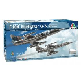 F-104 STARFIGHTER G/S - Edition RF version