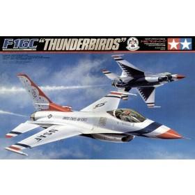F-16C Thunderbirds Tamiya