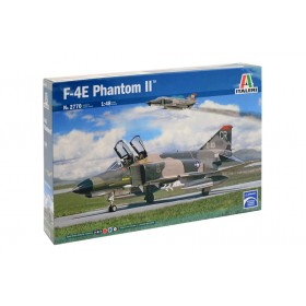 F-4E Phantom II Italeri