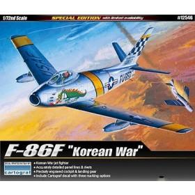 USAF F-86F Korean war Academy