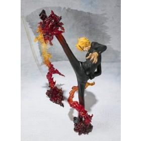 Figuarts Zero Sanji -Battle Ver. Diable Jambe Flambage