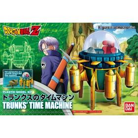 Figure Rise Trunks time machine Bandai
