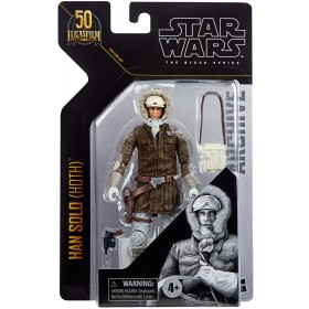 Star Wars BL Archive Han Solo Hoth Action Figure