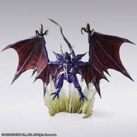 Final Fantasy Creature Bring ARTS Bahamut