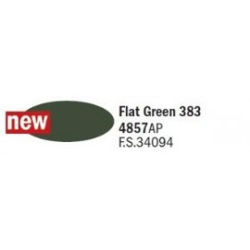 Flat Green 383