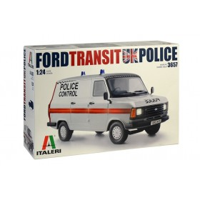 Ford Transit UK Police