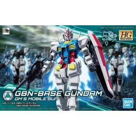 HGBD Gundam GBN Base
