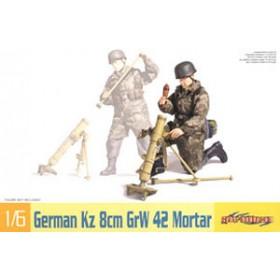 German Kz 8cm GrW 42 Mortar