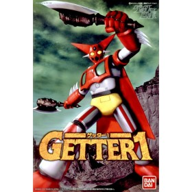 Getter Robot model kit Bandai
